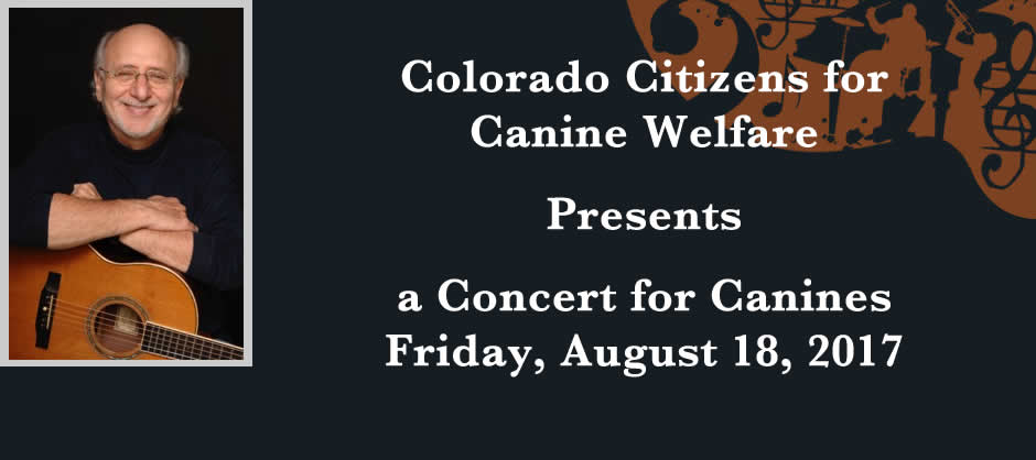 Join Us for Peter, Pups and Music!